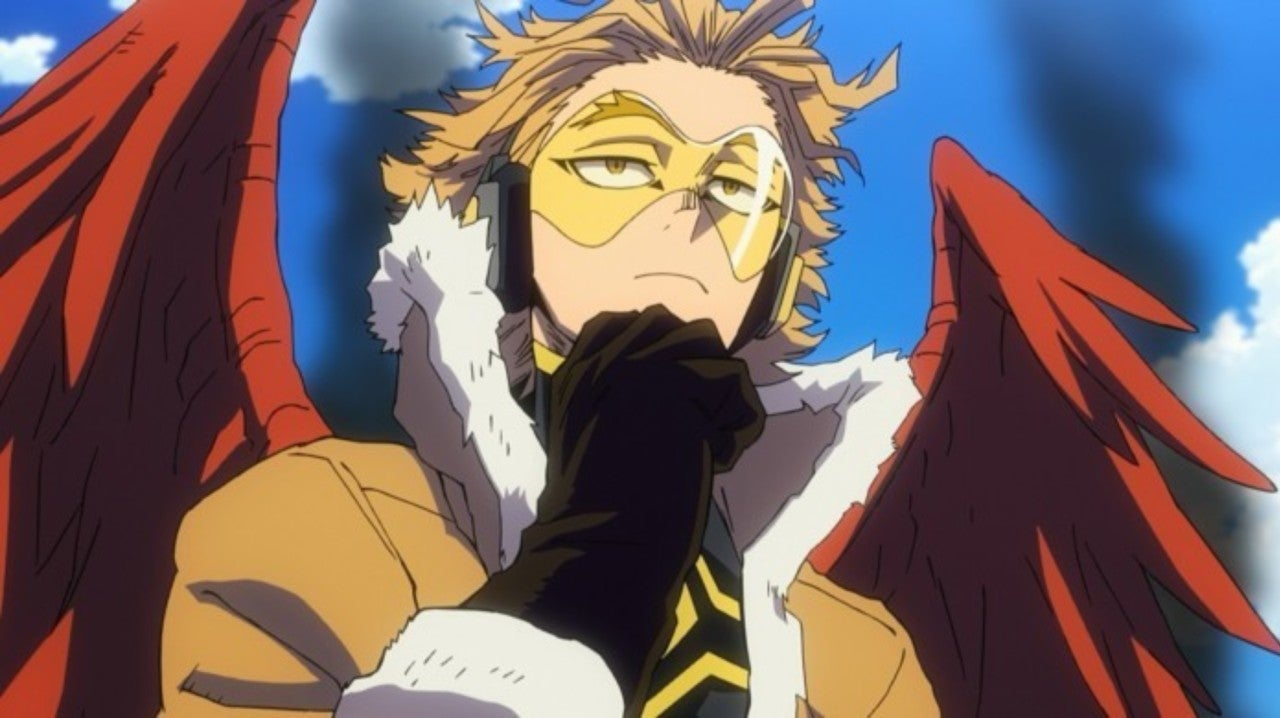 My Hero Academia Star Stunned After Fans Turn Him Into Hawks
