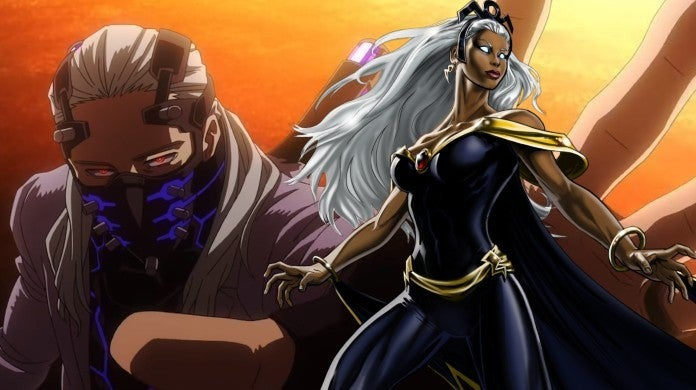 My Hero Academia Heroes Rising Nine X-Men Storm