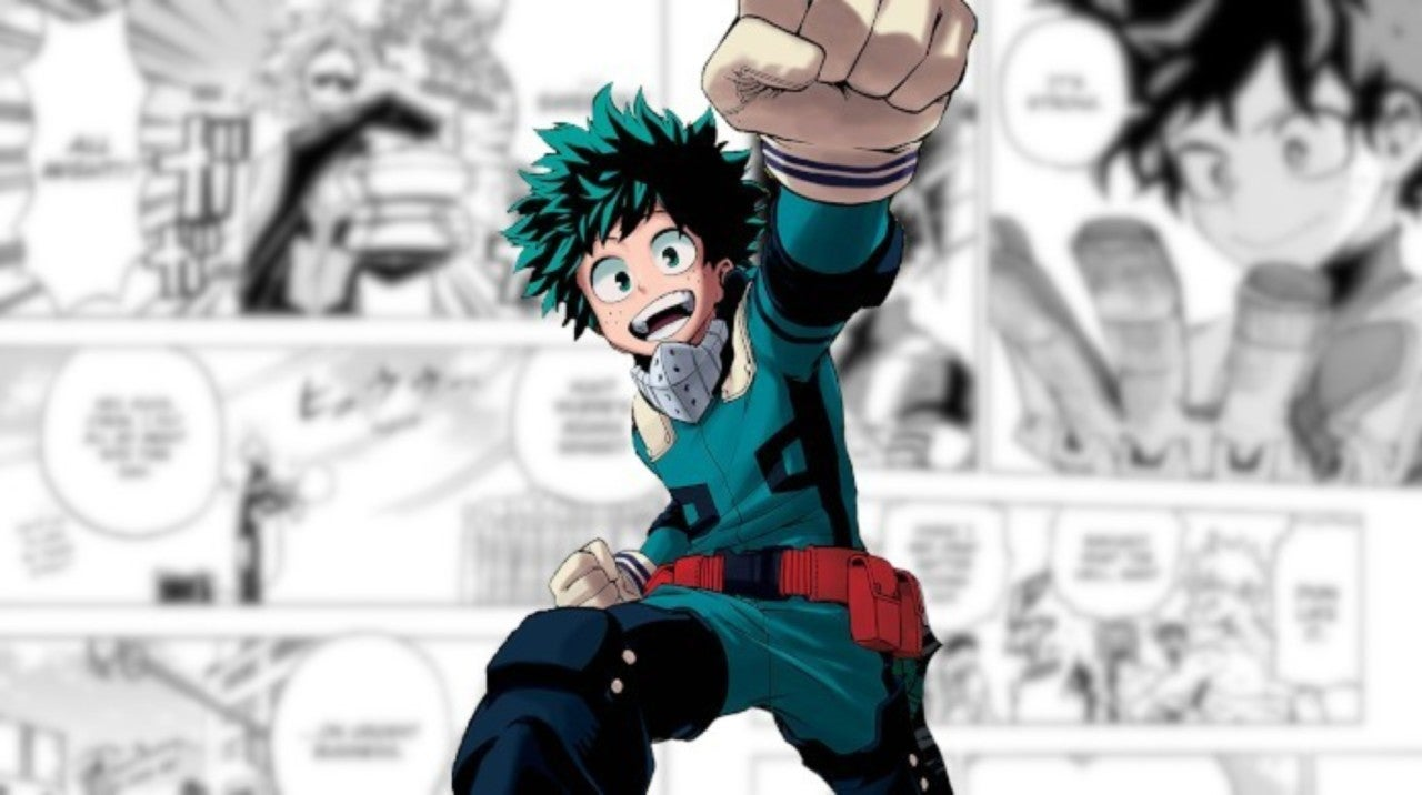 My Hero Academia Reveals Izuku S Next Power Up Goal