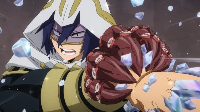 My Hero Academia Season 4 Amajiki Suneater