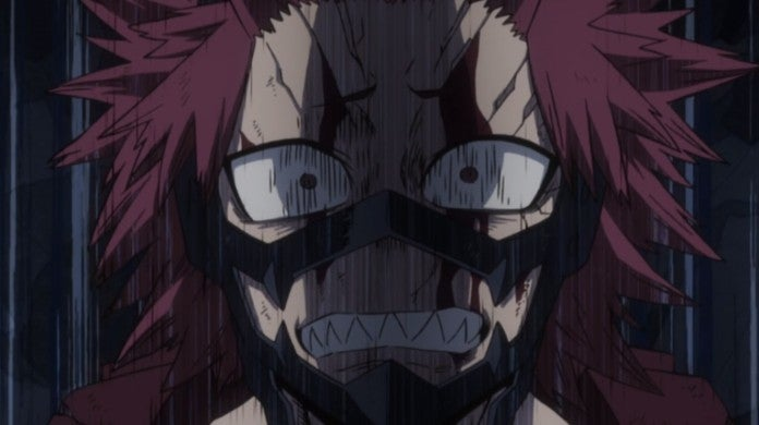 My Hero Academia Season 4 Kirishima