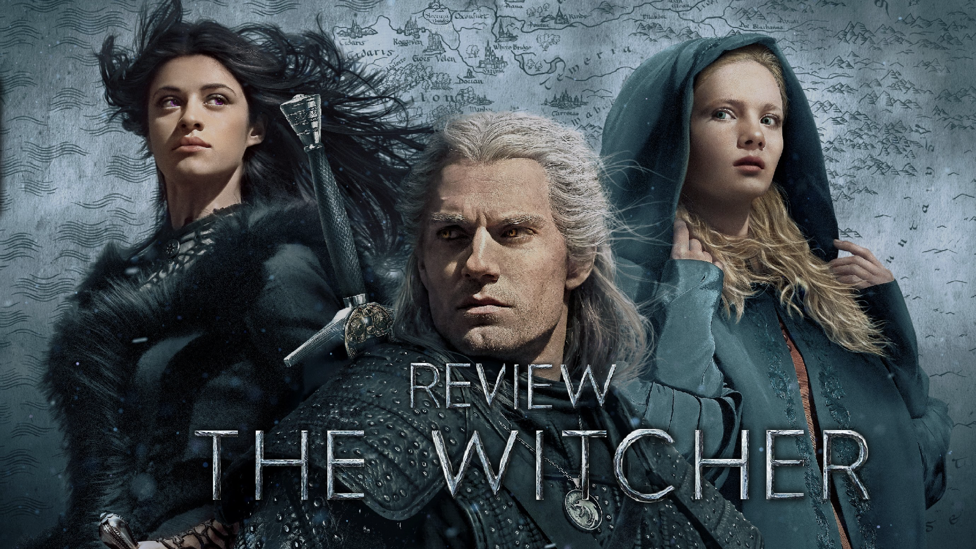 Netflix's The Witcher Series Review screen capture