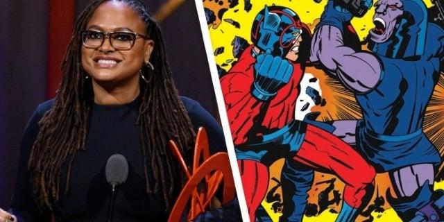 New Gods Director Ava DuVernay Provides Update on DC Comics Film's Script