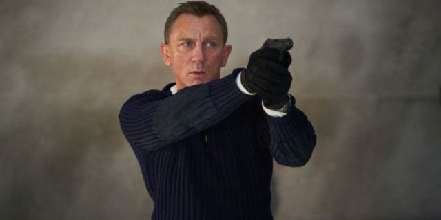 no time to die james bond 25