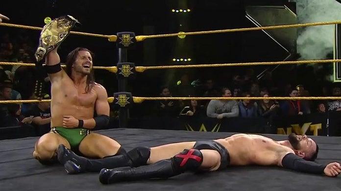 NXT-Adam-Cole-Finn-Balor