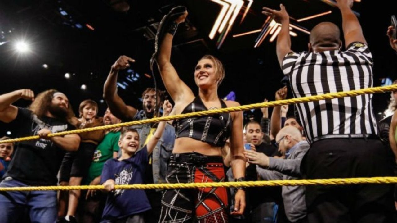 Rhea Ripley S Next Challenger To Be Determined By Battle