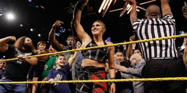 WWE Changing the NXT Women's Championship's Name