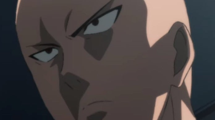 One-Punch Man Season 2 OVA Saitama