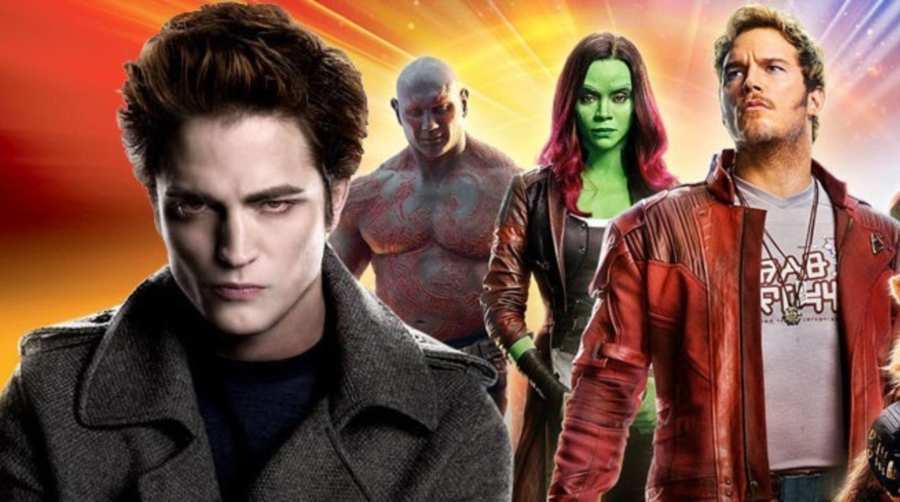 Image result for robert pattinson guardians of the galaxy