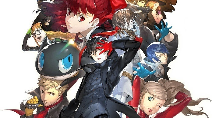 persona 5 royal cropped no background