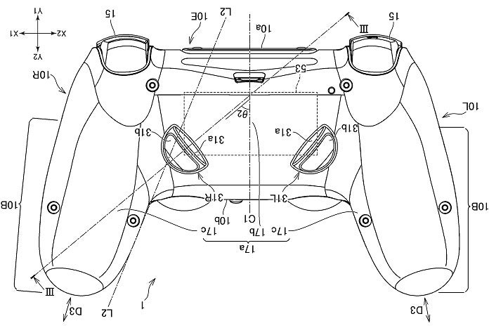 PlayStation Controller Patent