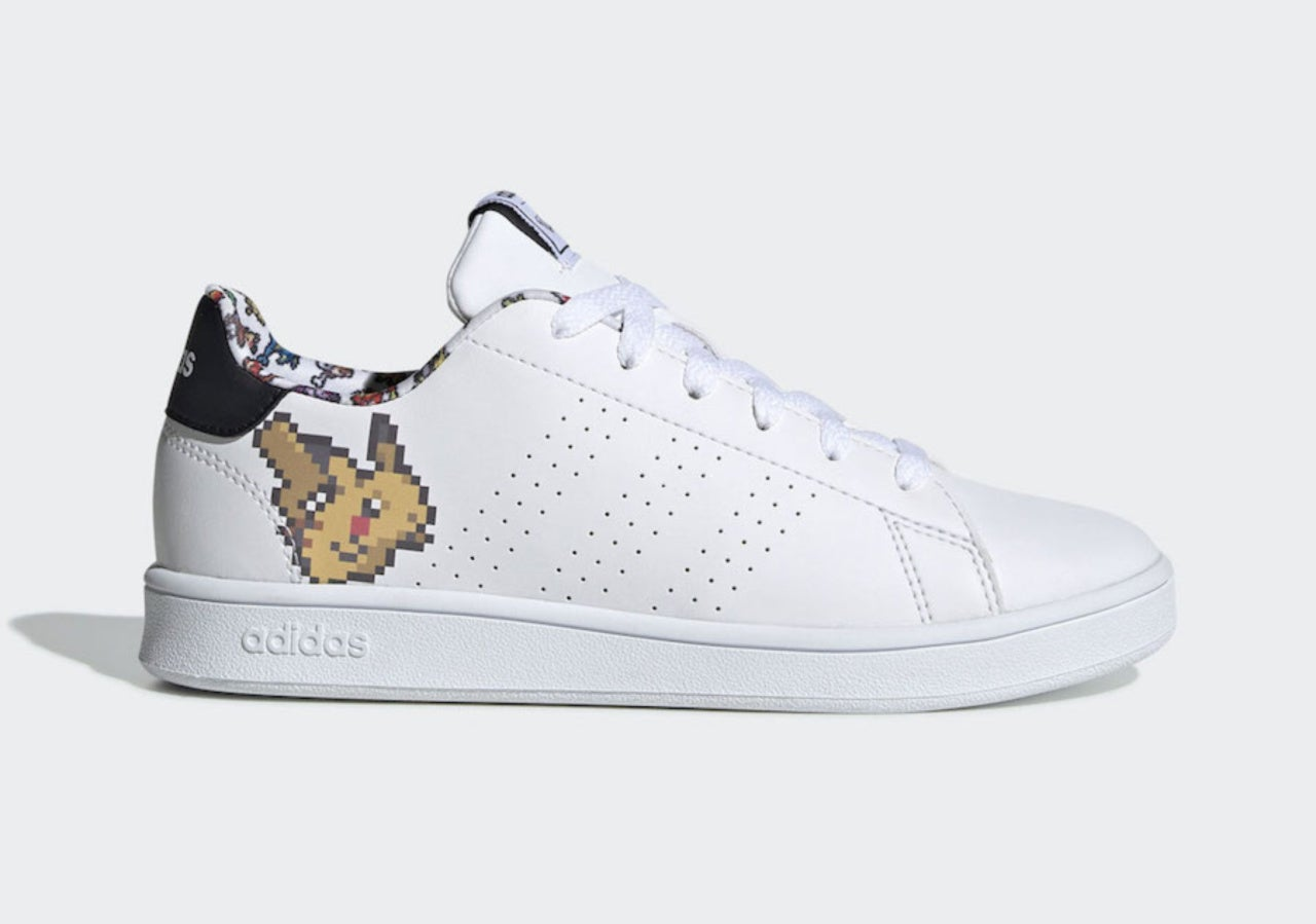 Adidas Reveals Pixelated Pokemon Sneakers