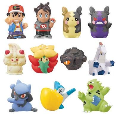 Pokemon Bandai toys
