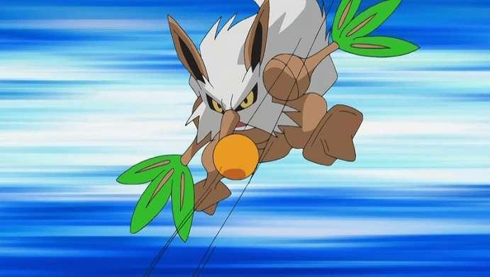 Pokemon Shirfty