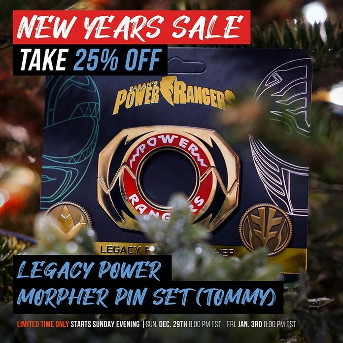 Power-Rangers-Lineage-Studios-New-Years-Sale-Tommy-Pin-Set