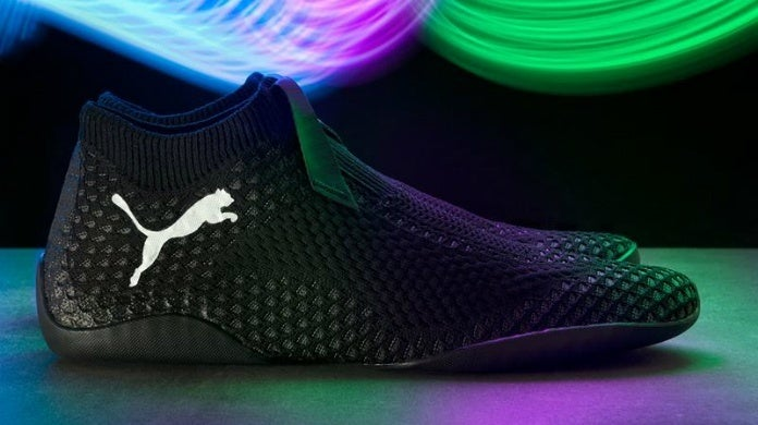 puma active gaming footwear cropped hed