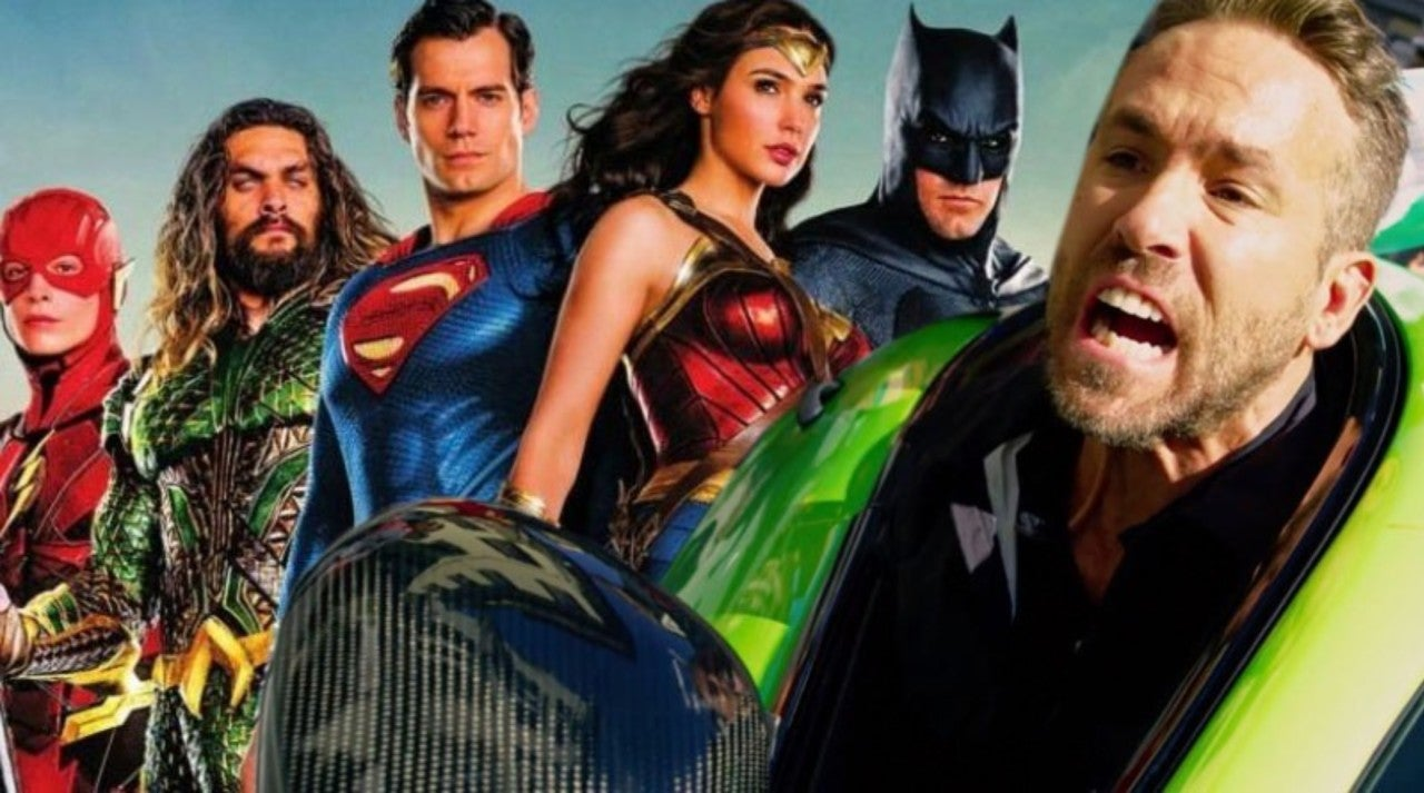 Ryan Reynolds Jokes That 6 Underground Is Actually the Snyder Cut