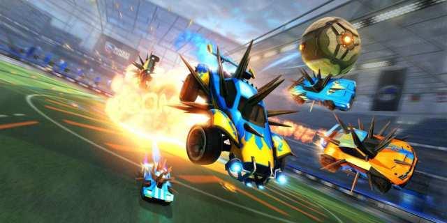 Rocket League Spike Rush