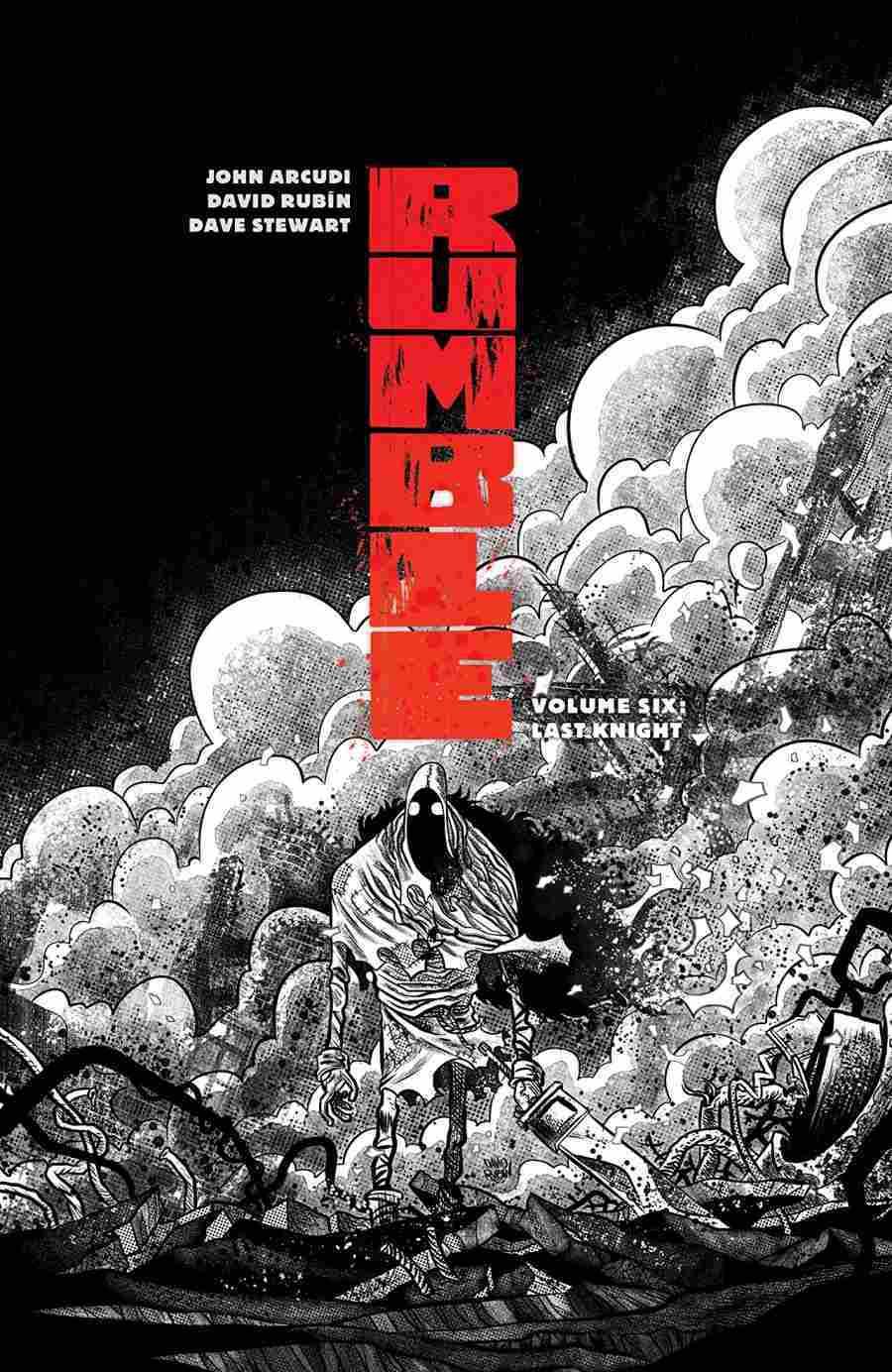 Rumble Vol. 6 Last Knight