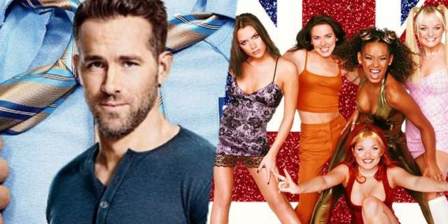 Ryan Reynolds Apologizes to the Spice Girls