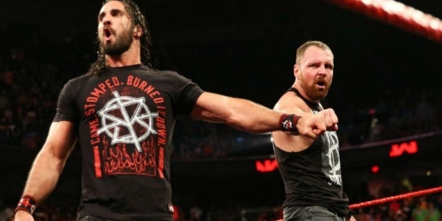 Watch: Seth Rollins Says There's No Beef With Jon Moxley for Leaving WWE
