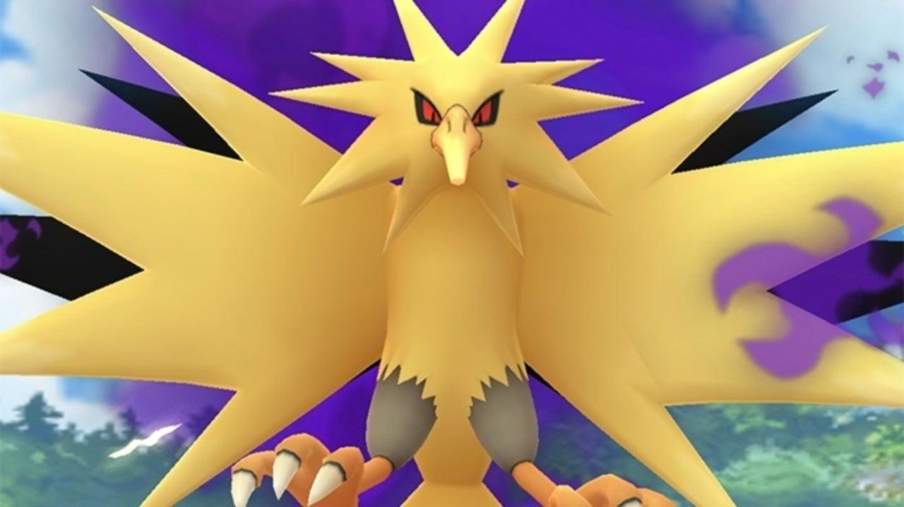 Pokemon Go Adds Shadow Zapdos as Team Rocket's Latest Weapon