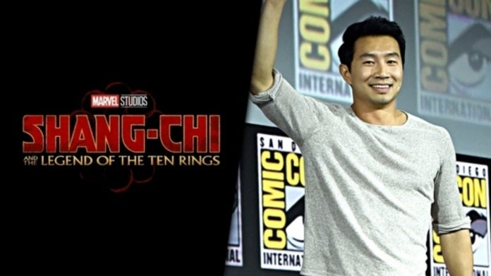 Shang Chi Legend Ten Rings Simu Liu
