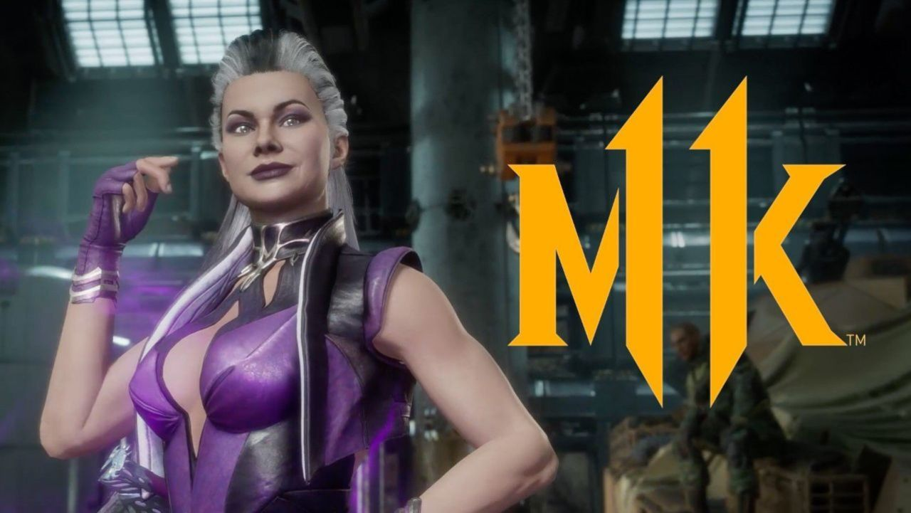 Mortal Kombat 11 S Sindel Is Now Available