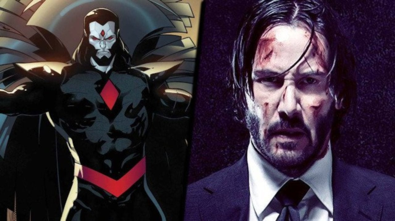 Here's What Keanu Reeves Could Look Like as X-Men Villain Mr. Sinister