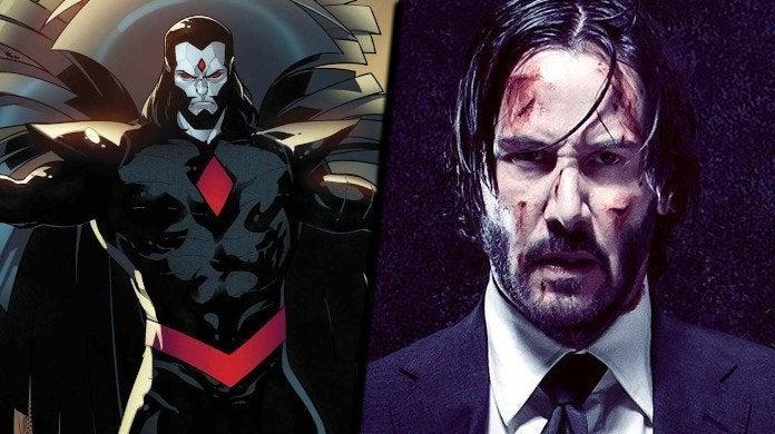 Sinister Keanu Reeves X-Men Marvel