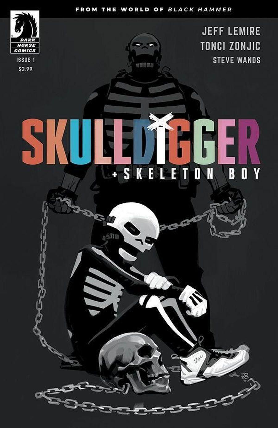 Skulldigger and Skeleton Boy #1