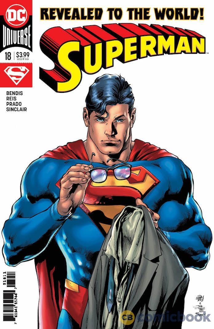 Image result for superman #18