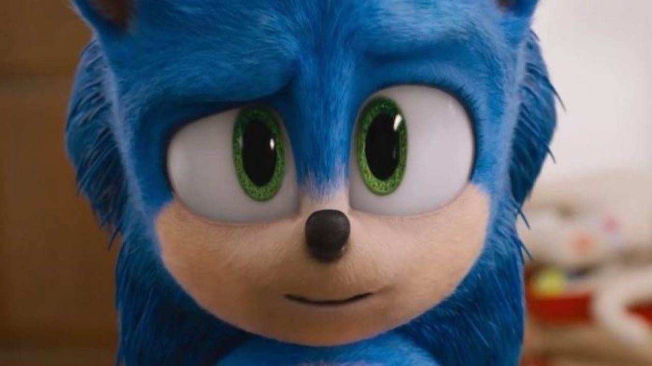 New Sonic the Hedgehog Movie Poster Revealed