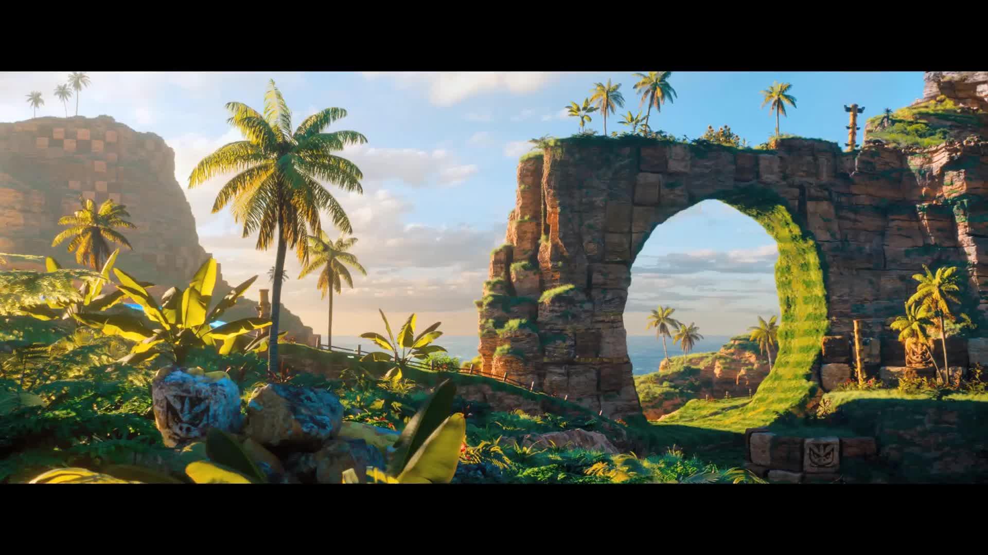 Sonic the Hedgehog - International Trailer #1 [HD] screen capture