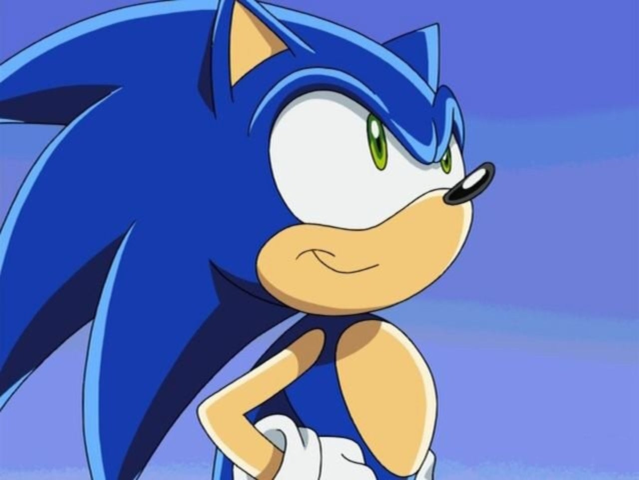 Sonic X Now Streaming On Netflix