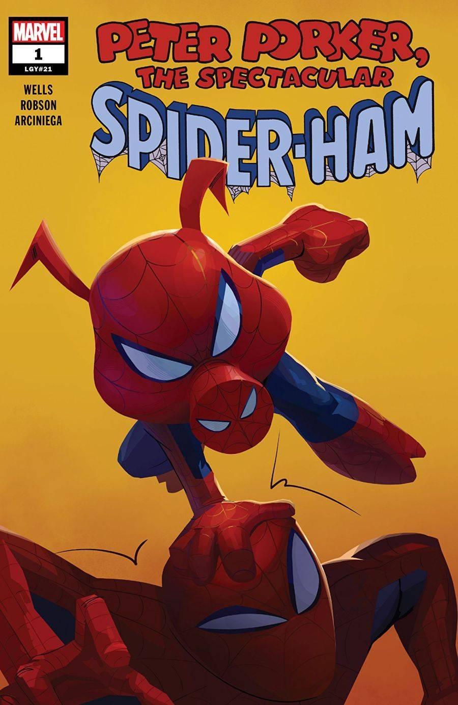 Spider-Ham #1