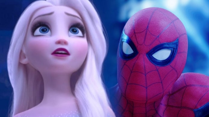 Spider-Man Far From Home Frozen 2 comicbookcom