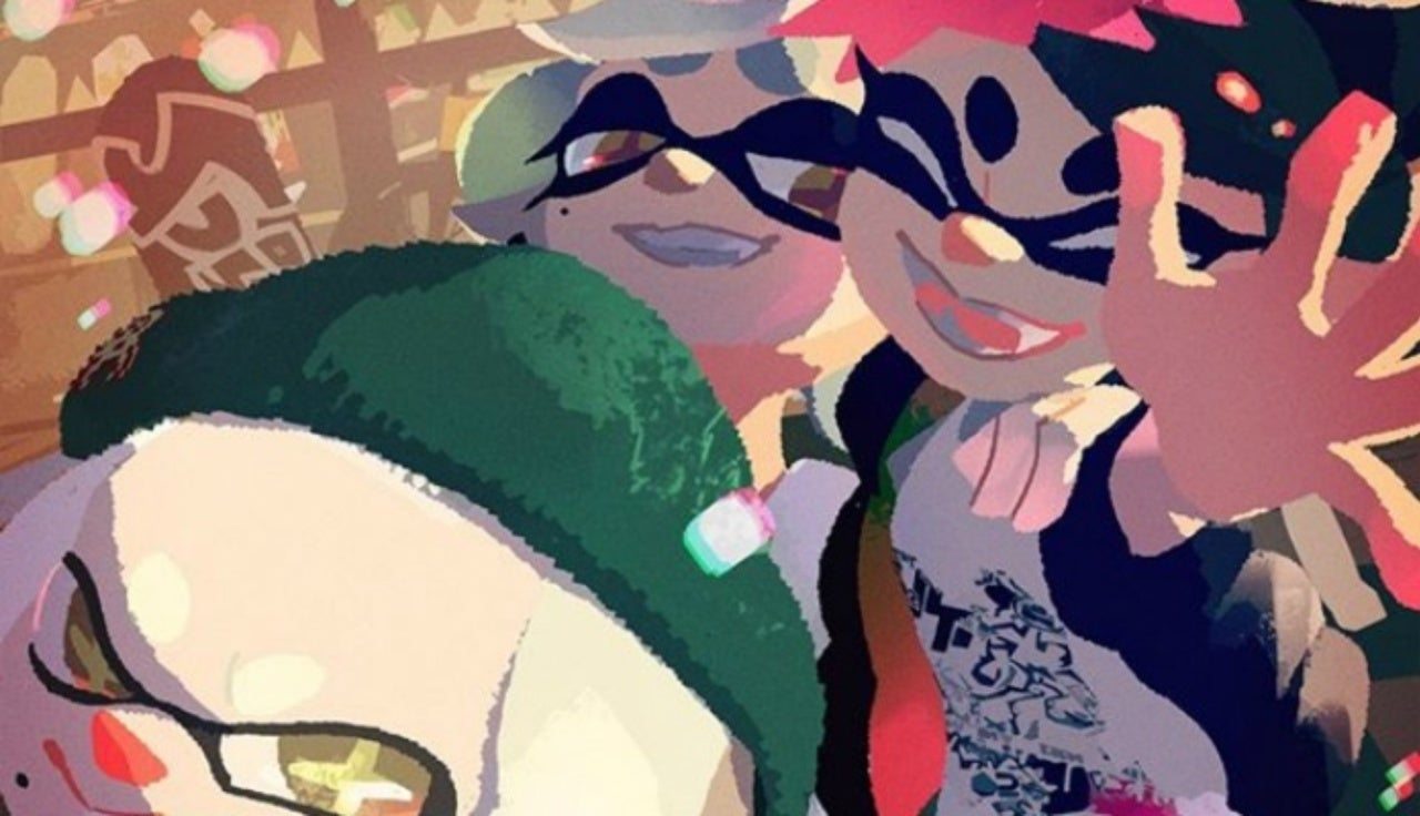Image result for splatoon 3 post by nintendo