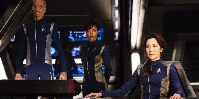 Star Trek: Discovery UK Television Premiere Date Announced