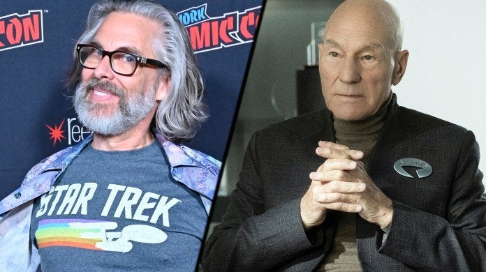 Star Trek Picard Michael Chabon