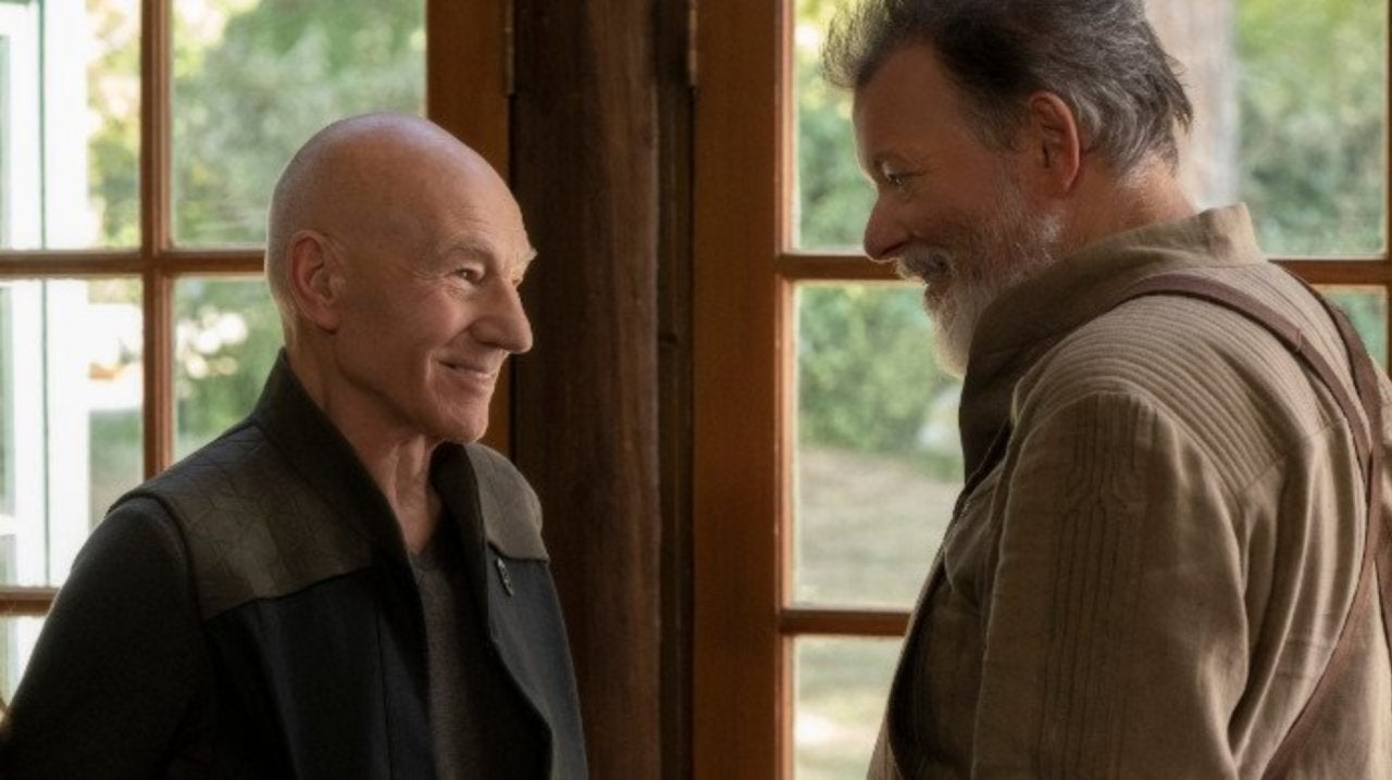 Star Trek: Picard's Patrick Stewart Says the World of Next Generation Doesn't Exist Anymore