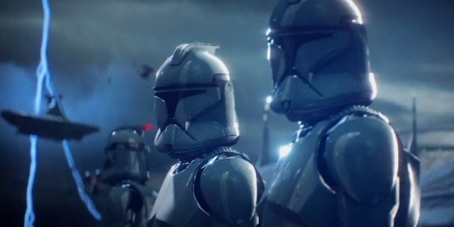 EA Teases New PS5 and Xbox Series X Star Wars Game