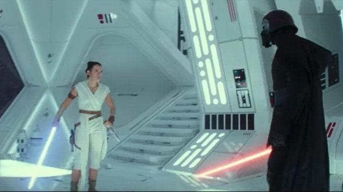 Star Wars 9 Rise of Skywalker Adventure TV Spots