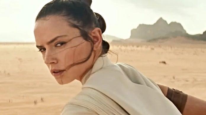 Star Wars 9 Rise of Skywalker Fan Reactions Backlash Trolling Daisy Ridley