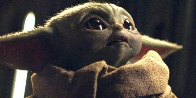 Star Wars Baby Yoda Mandalorian