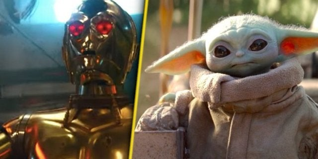 Star Wars C-3PO Actor Has a Warning for Baby Yoda Fans