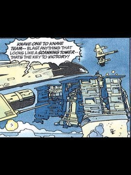 Star Wars Dark Emipre Comic