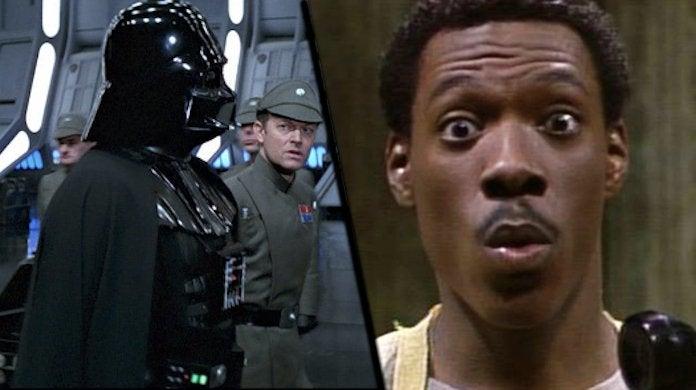Star Wars Eddie Murphy 1983