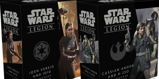 Star Wars Brings Battlefront and Rogue One Commanders to Legion