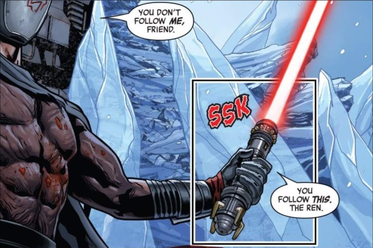 Star Wars Ren